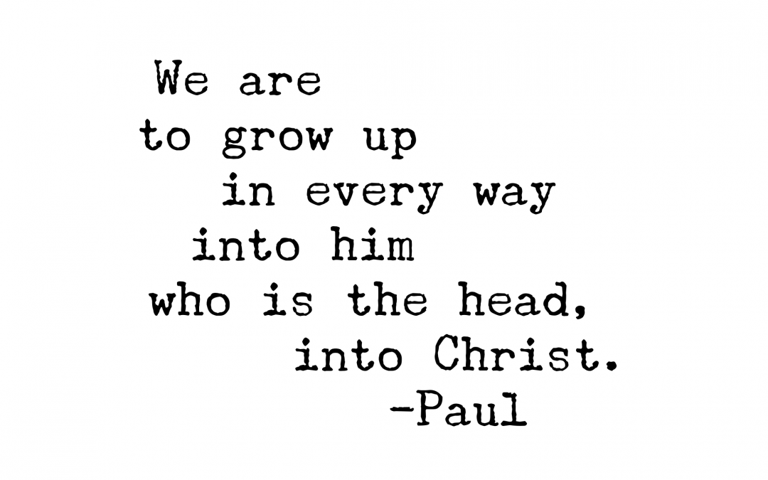 Ephesians 4:15